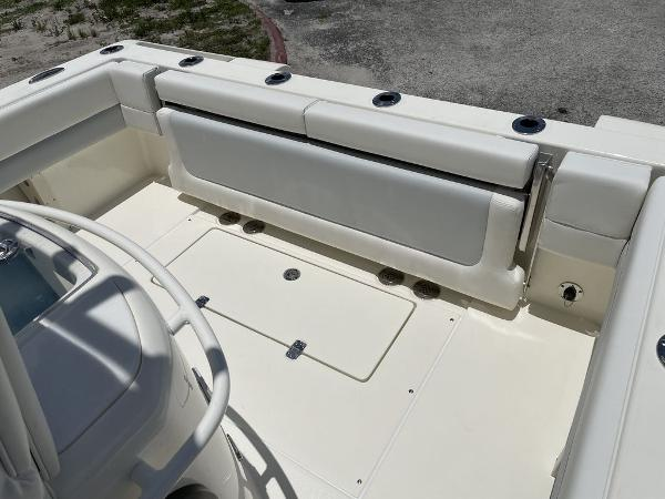 2022 ShearWater boat for sale, model of the boat is 27 BLACKWOOD & Image # 10 of 30