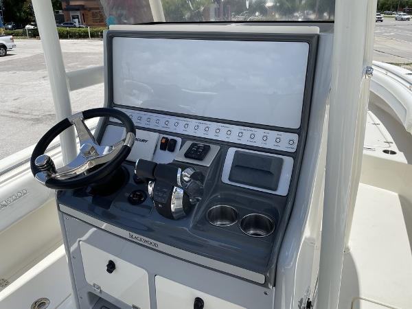 2022 ShearWater boat for sale, model of the boat is 27 BLACKWOOD & Image # 16 of 30