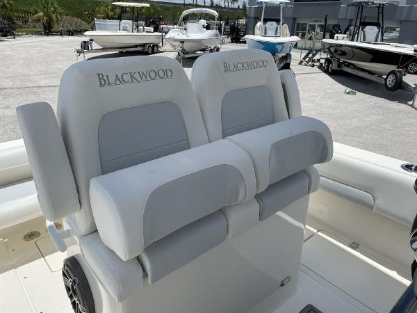 2022 ShearWater boat for sale, model of the boat is 27 BLACKWOOD & Image # 19 of 30