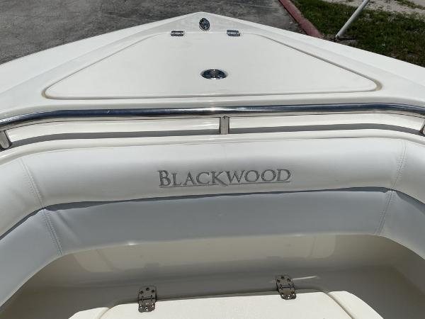 2022 ShearWater boat for sale, model of the boat is 27 BLACKWOOD & Image # 29 of 30
