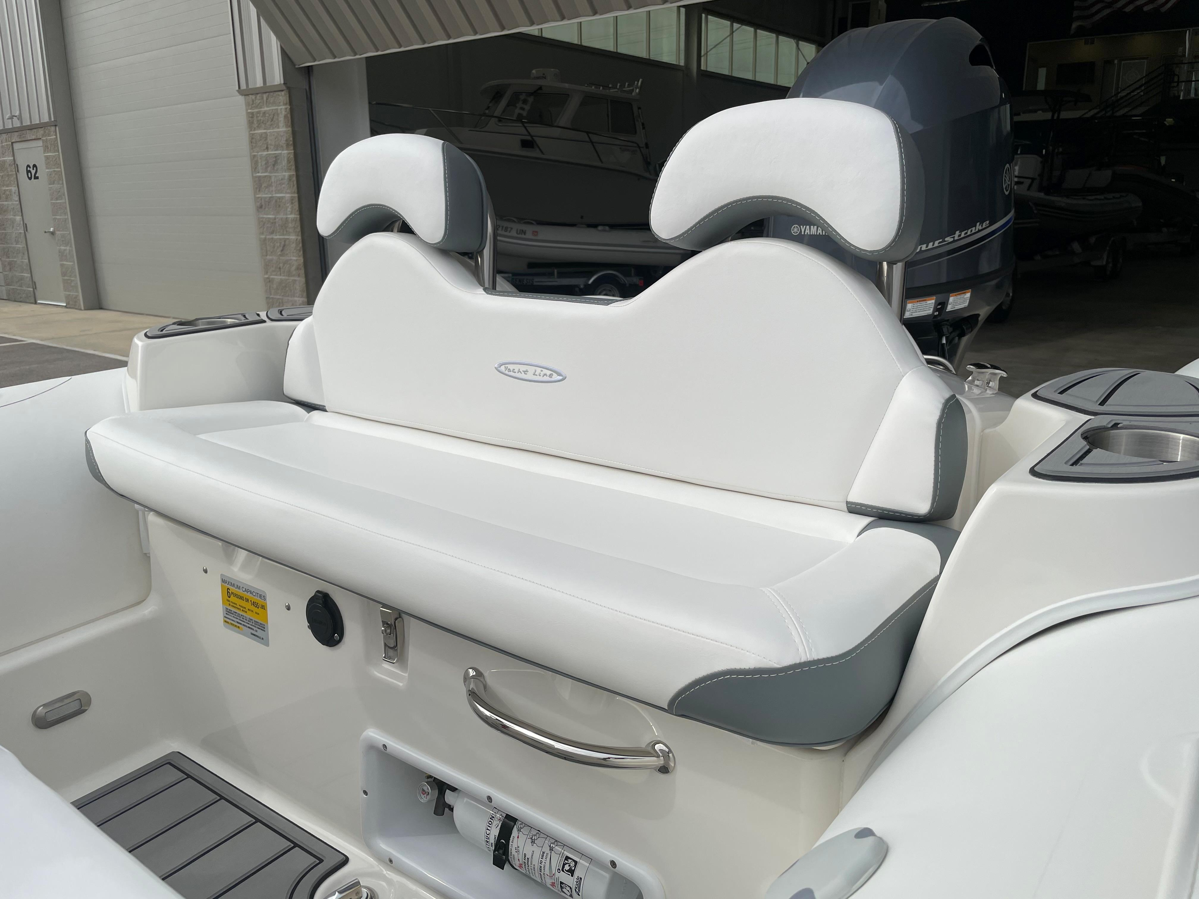 2022 Zodiac Yachtline 490 Deluxe NEO GL Edition 90hp On Order, Image 24