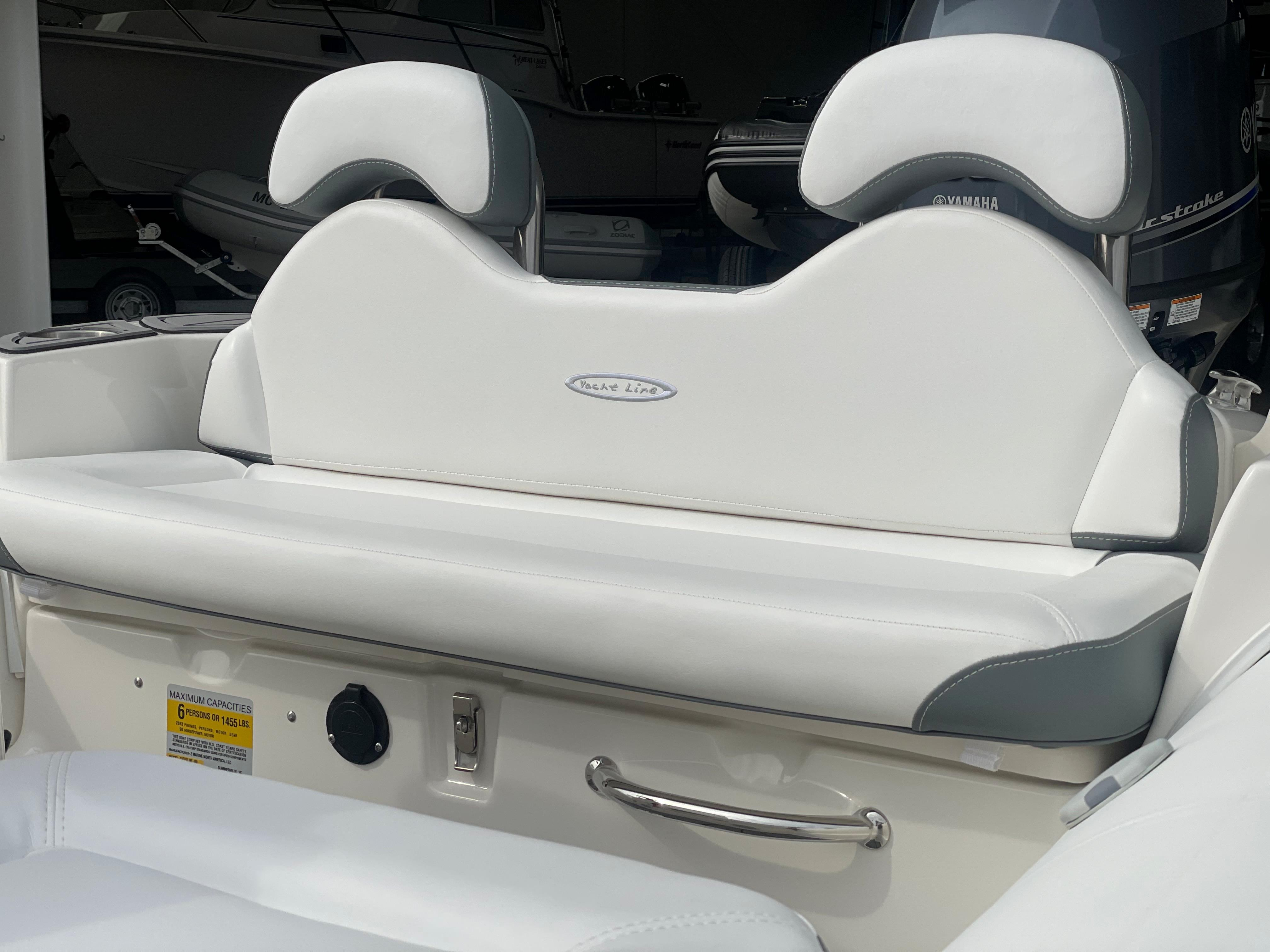 2022 Zodiac Yachtline 490 Deluxe NEO GL Edition 90hp On Order, Image 10