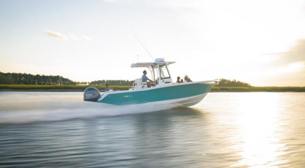 2022 Sea Hunt 265 SE