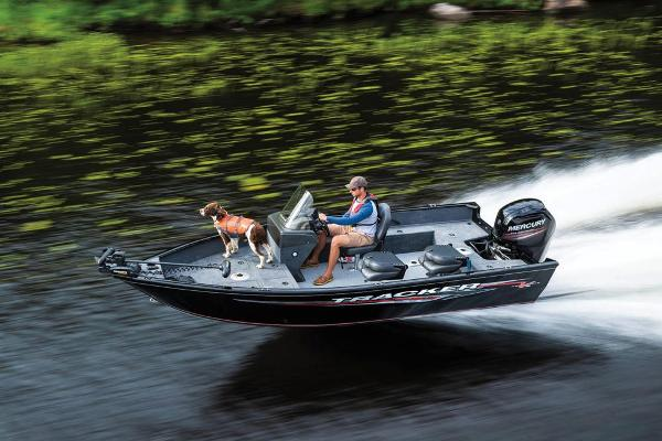 2020 Tracker Boats boat for sale, model of the boat is Pro Guide V-16 SC & Image # 7 of 47