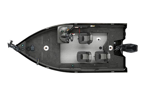 2020 Tracker Boats boat for sale, model of the boat is Pro Guide V-16 SC & Image # 15 of 47