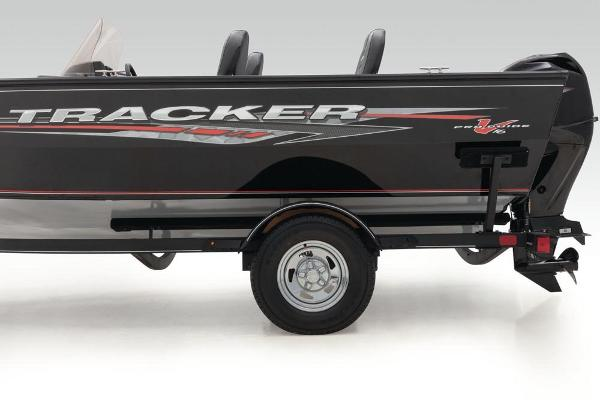 2020 Tracker Boats boat for sale, model of the boat is Pro Guide V-16 SC & Image # 45 of 47
