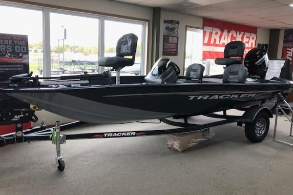 2021 Tracker Boats boat for sale, model of the boat is Pro Team 175 TF & Image # 1 of 10