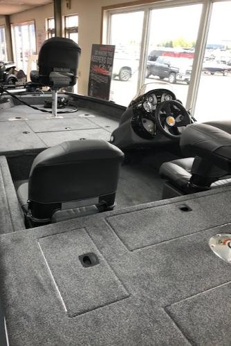 2021 Tracker Boats boat for sale, model of the boat is Pro Team 175 TF & Image # 2 of 10