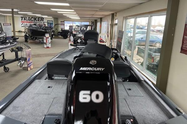 2021 Tracker Boats boat for sale, model of the boat is Pro Team 175 TF & Image # 3 of 10