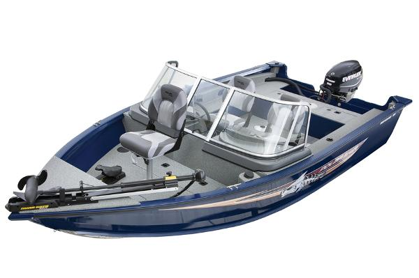 2014 Polar Kraft boat for sale, model of the boat is Noreaster 163 WT & Image # 1 of 7