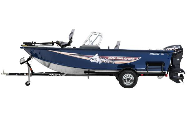 2014 Polar Kraft boat for sale, model of the boat is Noreaster 163 WT & Image # 2 of 7