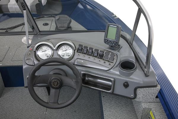 2014 Polar Kraft boat for sale, model of the boat is Noreaster 163 WT & Image # 4 of 7