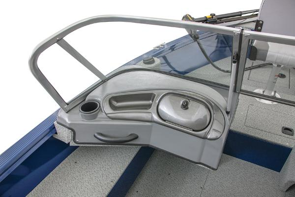 2014 Polar Kraft boat for sale, model of the boat is Noreaster 163 WT & Image # 5 of 7