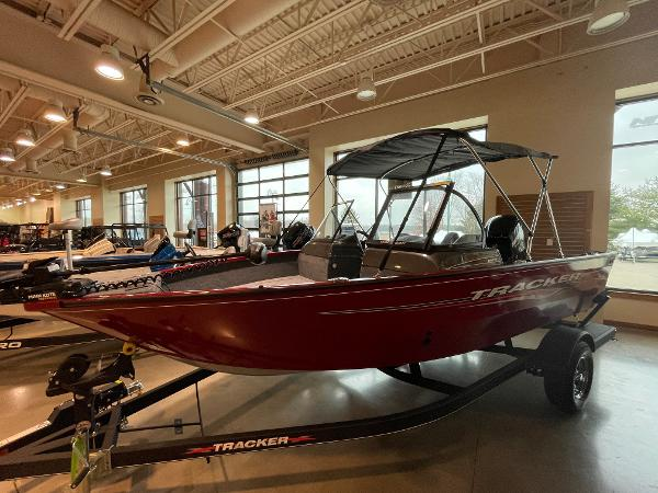 2021 Tracker Boats boat for sale, model of the boat is Pro Guide V-175 WT & Image # 2 of 22
