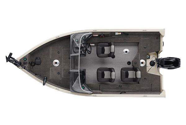 2020 Tracker Boats boat for sale, model of the boat is Pro Guide V-16 WT & Image # 11 of 52