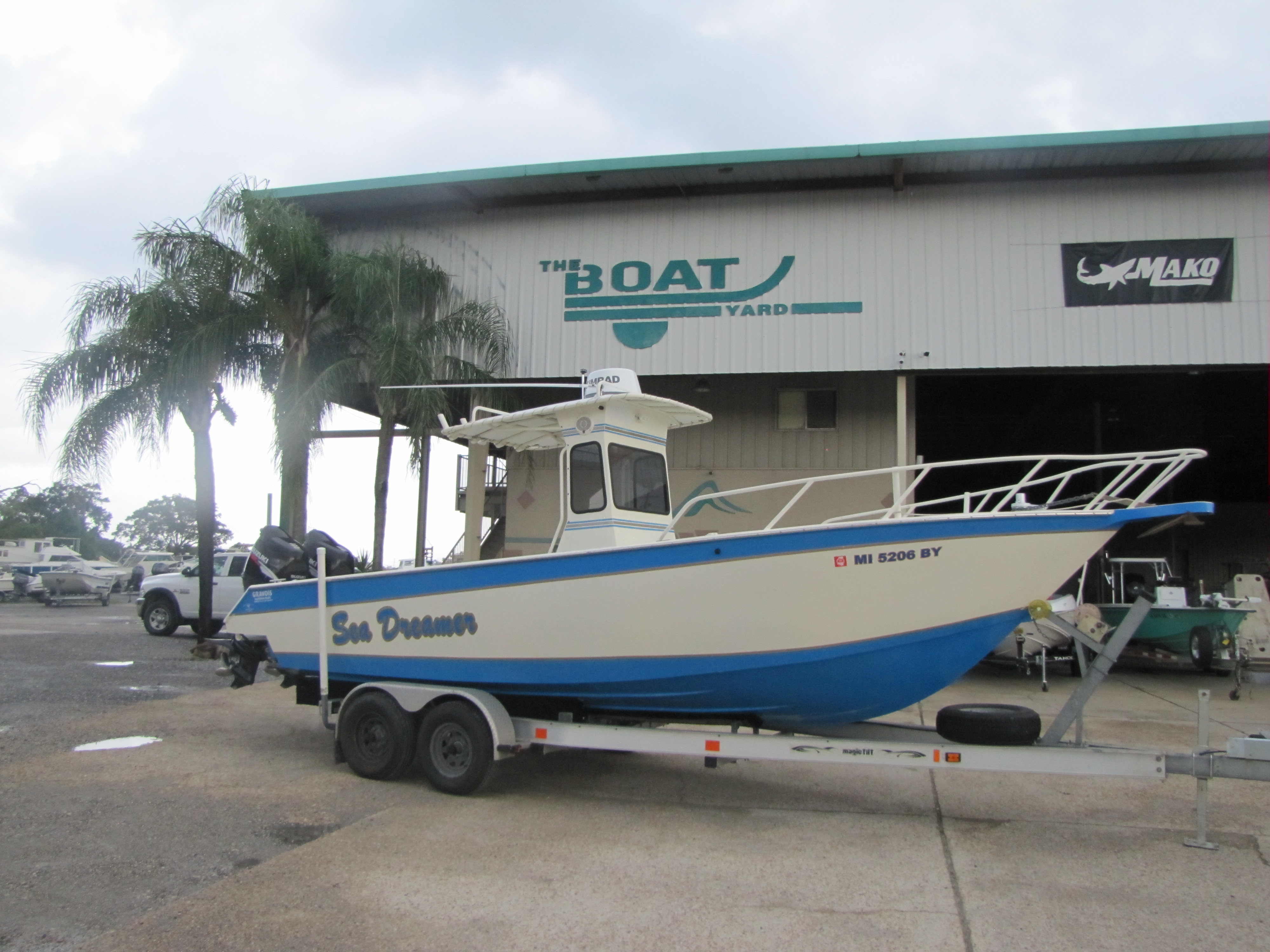 1985 Gravois boat for sale, model of the boat is 250CC & Image # 1 of 6