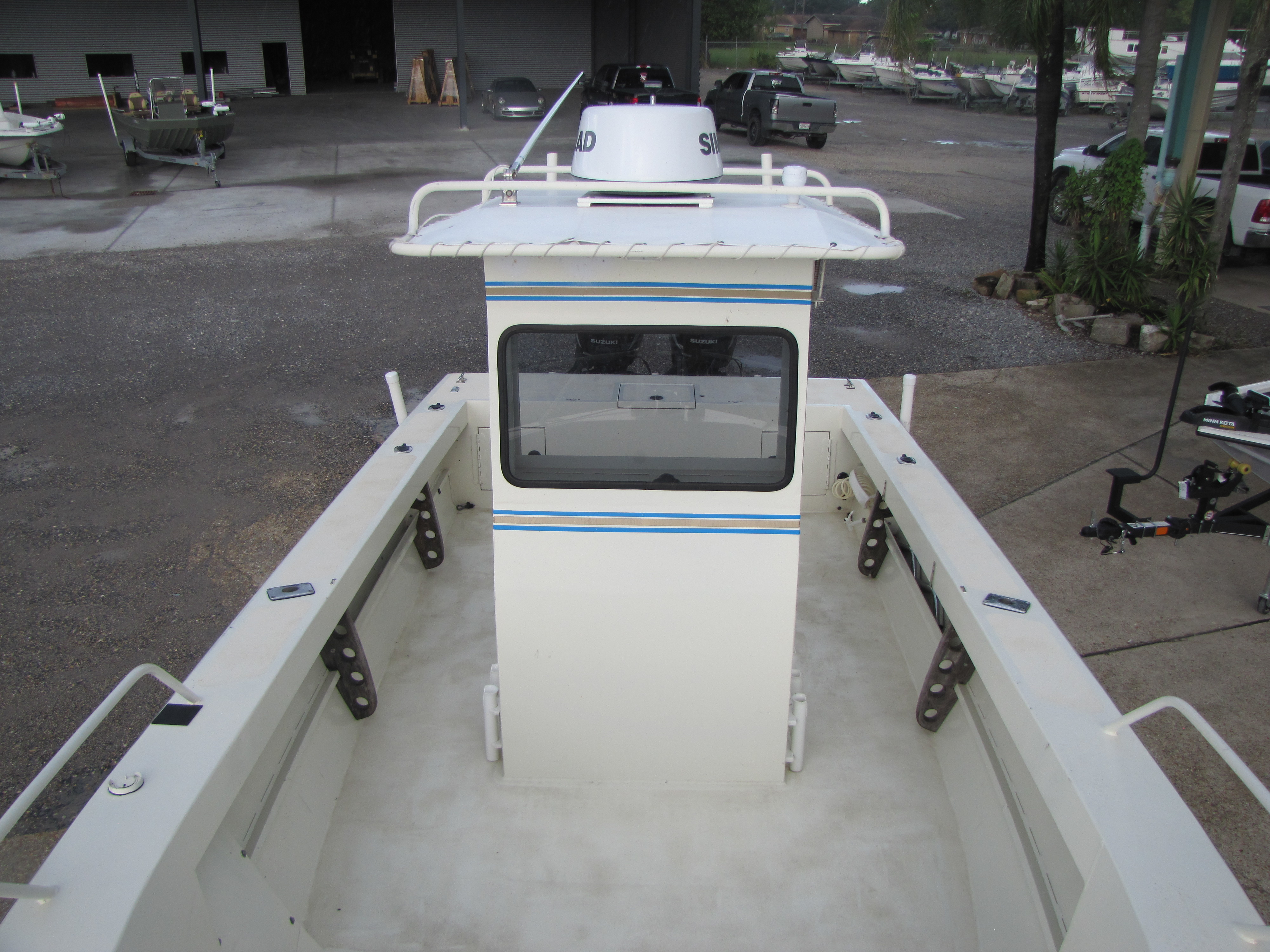 1985 Gravois boat for sale, model of the boat is 250CC & Image # 2 of 6
