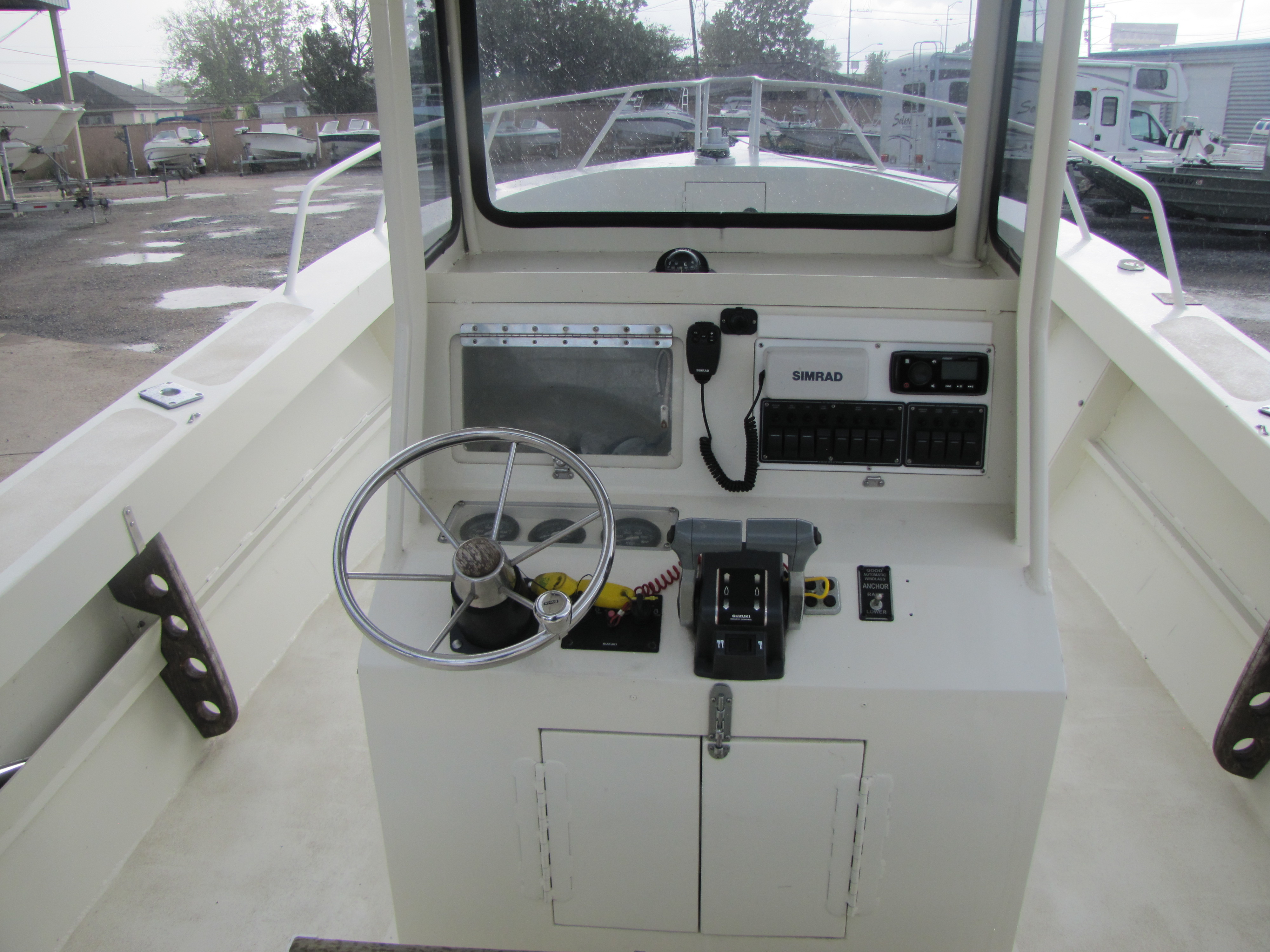1985 Gravois boat for sale, model of the boat is 250CC & Image # 3 of 6