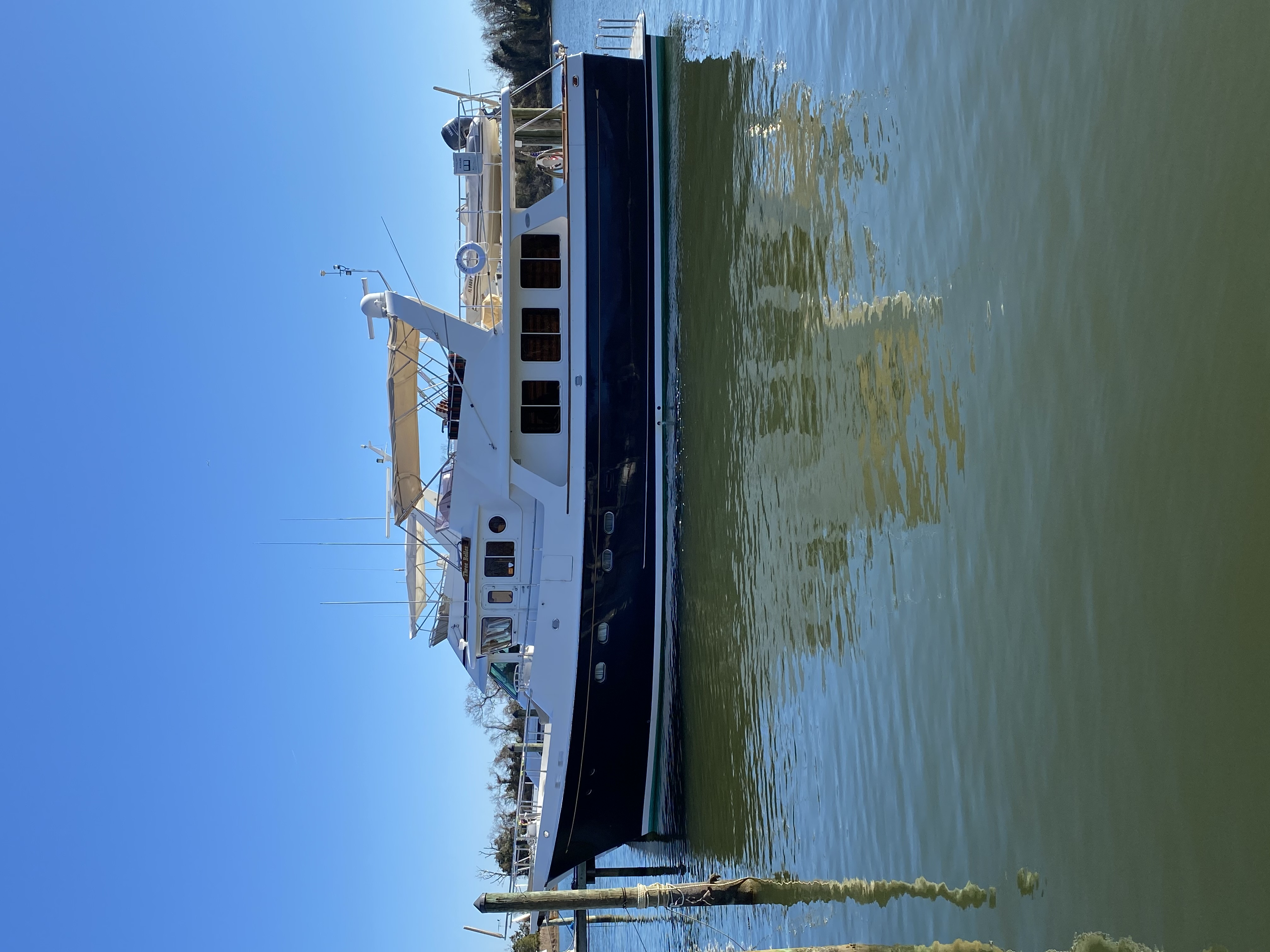 "Selene 57 Ocean Trawler ""Three Belles"""