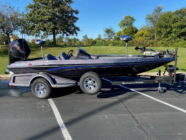2022 Ranger Boats boat for sale, model of the boat is Z519 & Image # 1 of 10