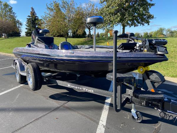 2022 Ranger Boats boat for sale, model of the boat is Z519 & Image # 2 of 10