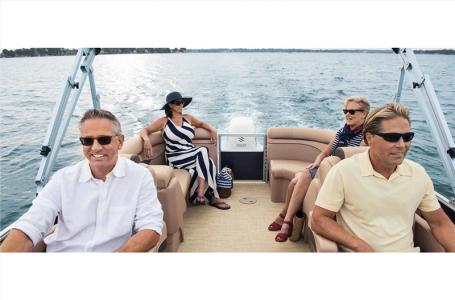 2021 Bennington boat for sale, model of the boat is 22 SLX & Image # 12 of 21