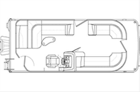 2021 Bennington boat for sale, model of the boat is 22 SLX & Image # 13 of 21