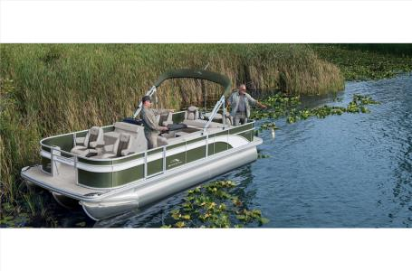 2021 Bennington boat for sale, model of the boat is 22 SLX & Image # 14 of 21