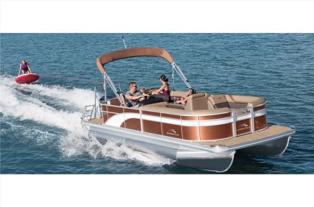 2021 Bennington boat for sale, model of the boat is 22 SLX & Image # 7 of 21
