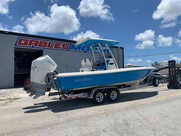2021 ShearWater boat for sale, model of the boat is 270 CAROLINA BAY OPEN BOW & Image # 4 of 5