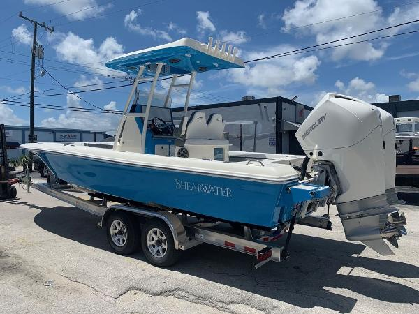 2021 ShearWater boat for sale, model of the boat is 270 CAROLINA BAY OPEN BOW & Image # 5 of 5