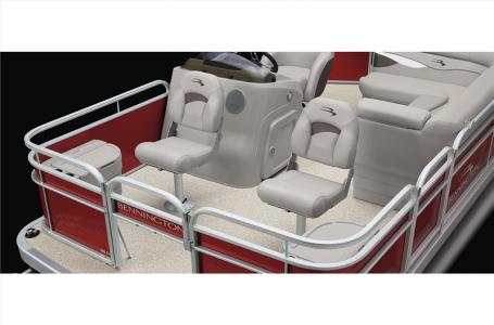 2021 Bennington boat for sale, model of the boat is 20 SVL & Image # 23 of 24