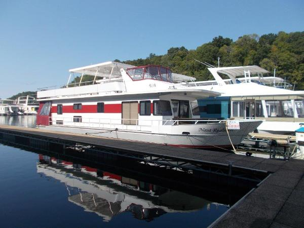 2001 MONTICELLO 16 x 65 Yacht Houseboat thumbnail