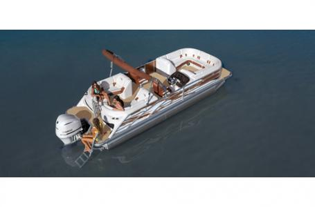 2021 Bennington boat for sale, model of the boat is 25 RL Tri-Toon ESP Performance Package & Image # 5 of 16