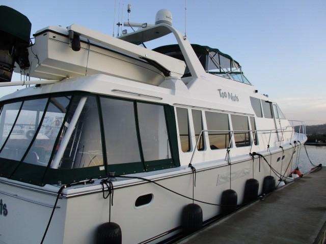 Picture Of:  65' Pacific Mariner 65 Motoryacht 1999Yacht For Sale | 4 of 117