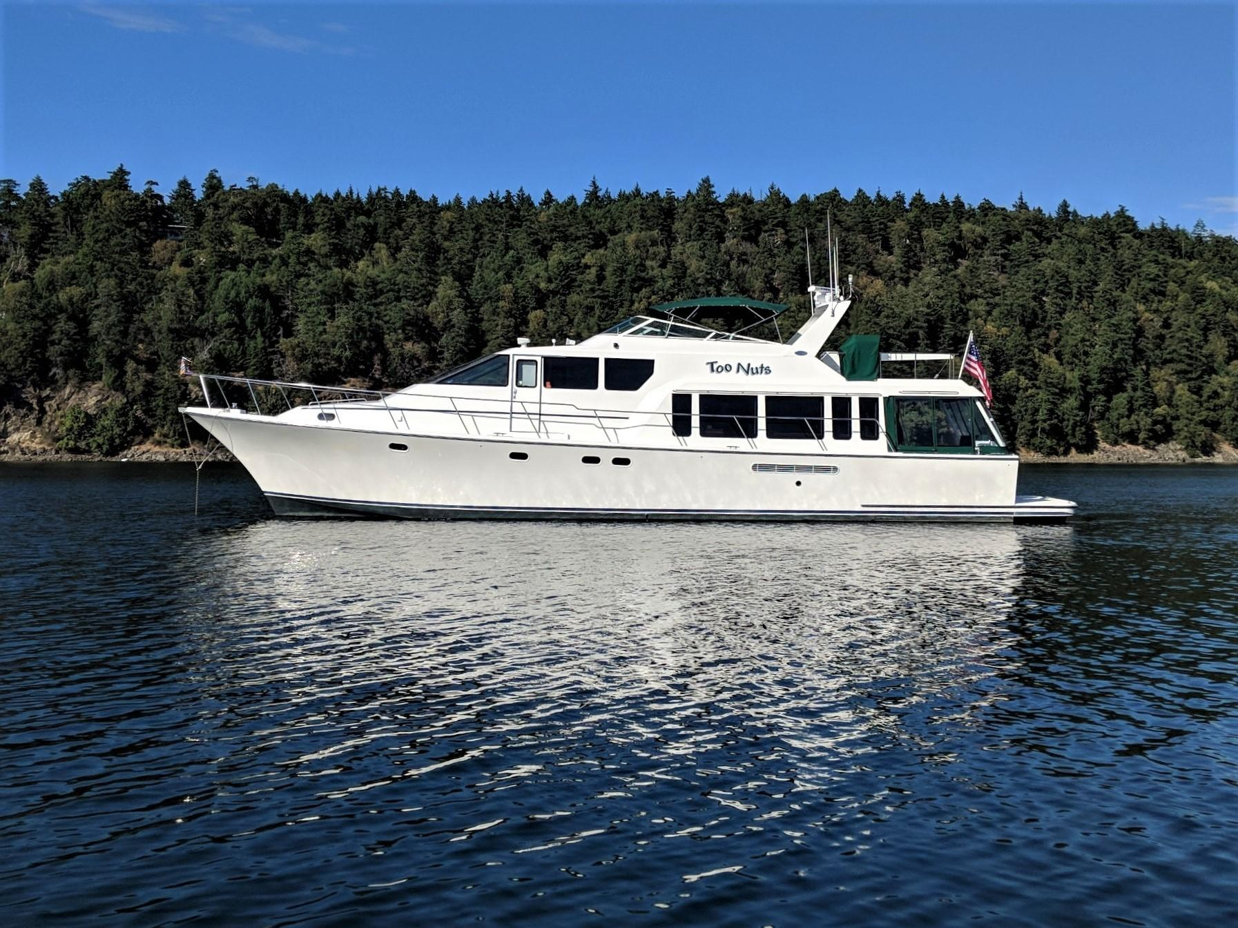 65' Pacific Mariner 1999