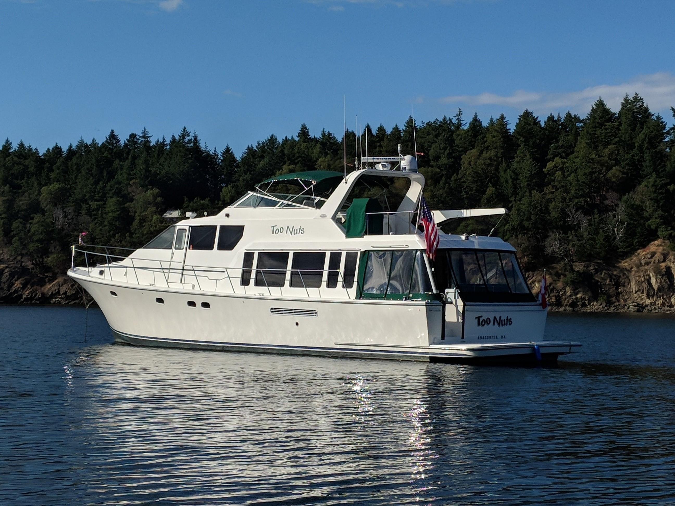 Picture Of:  65' Pacific Mariner 65 Motoryacht 1999Yacht For Sale | 117