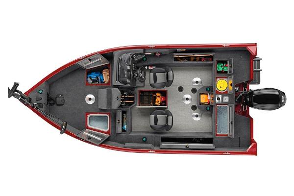 2020 Tracker Boats boat for sale, model of the boat is Pro Guide V-175 SC & Image # 68 of 70
