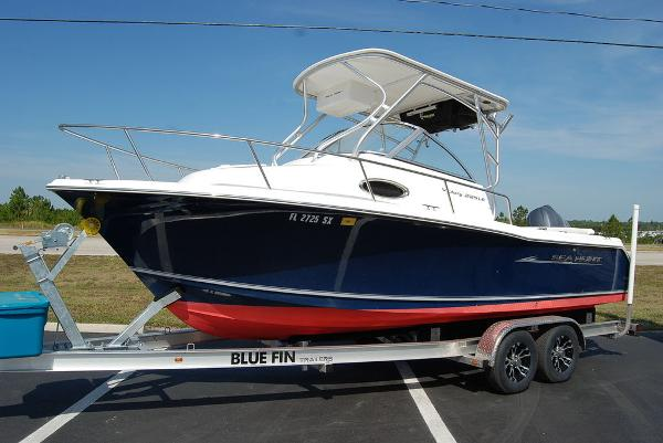 2013 Sea Hunt boat for sale, model of the boat is Victory 225 & Image # 9 of 16