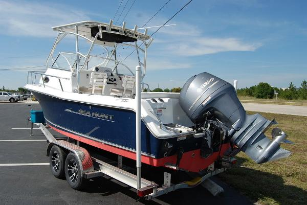 2013 Sea Hunt boat for sale, model of the boat is Victory 225 & Image # 14 of 16