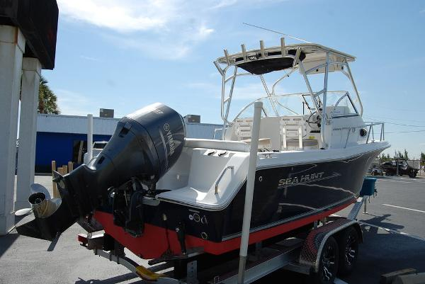 2013 Sea Hunt boat for sale, model of the boat is Victory 225 & Image # 16 of 16