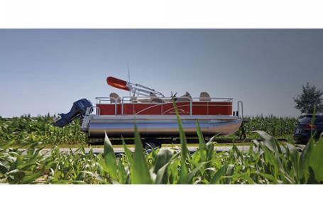 2021 Bennington boat for sale, model of the boat is 22 SVSR & Image # 4 of 23