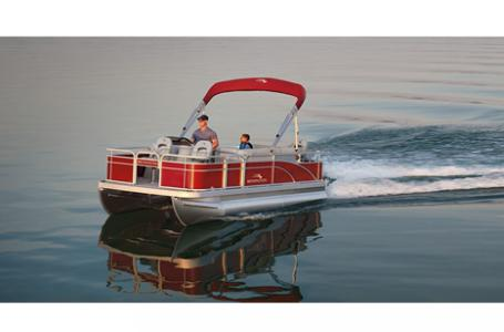 2021 Bennington boat for sale, model of the boat is 24 SVSR Tri-Toon SPS Sport Package & Image # 1 of 23