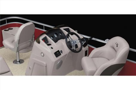 2021 Bennington boat for sale, model of the boat is 24 SVSR Tri-Toon SPS Sport Package & Image # 11 of 23
