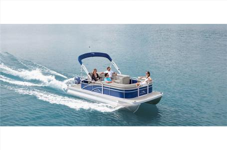 2021 Bennington boat for sale, model of the boat is 24 SVSR Tri-Toon SPS Sport Package & Image # 3 of 23