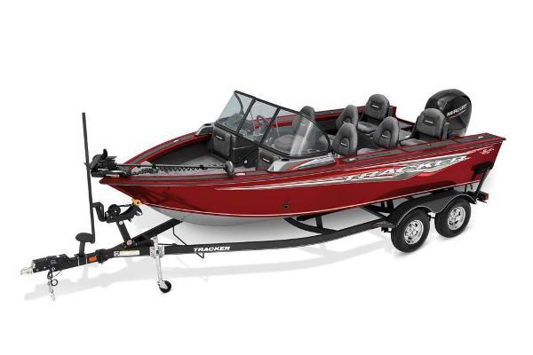 2020 Tracker Boats boat for sale, model of the boat is Targa V-18 Combo & Image # 2 of 60