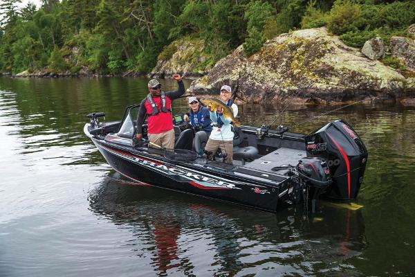 2020 Tracker Boats boat for sale, model of the boat is Targa V-18 Combo & Image # 7 of 60