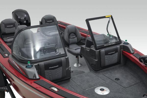 2020 Tracker Boats boat for sale, model of the boat is Targa V-18 Combo & Image # 22 of 60