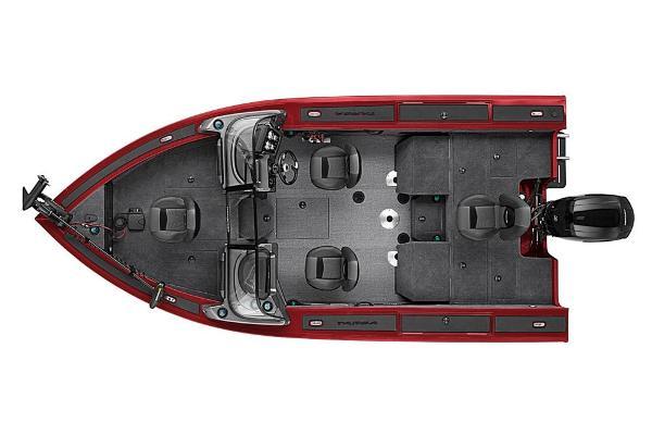 2020 Tracker Boats boat for sale, model of the boat is Targa V-18 Combo & Image # 59 of 60