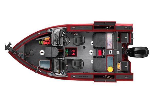 2020 Tracker Boats boat for sale, model of the boat is Targa V-18 Combo & Image # 60 of 60